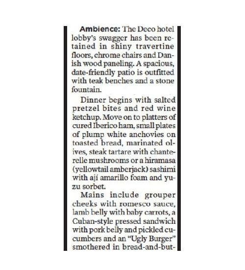 Miami Herald July 2011 p2