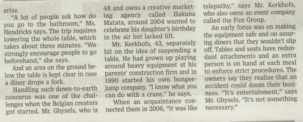 The Wall Street Journal May 2013 p4