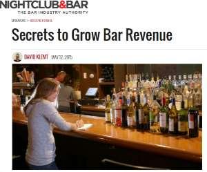Kelley Jones How to Grow Bar Business