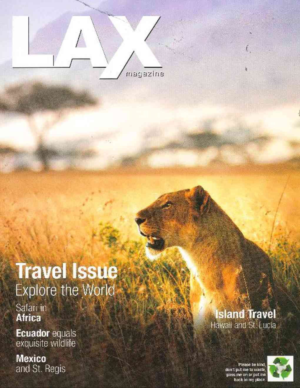 LAX Magazine