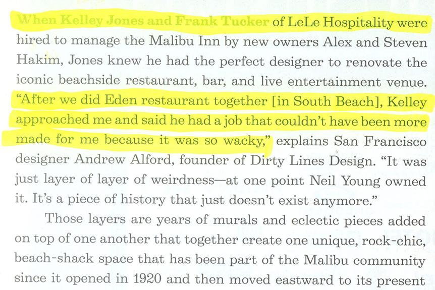 Hospitality Design Aug 2011 p1