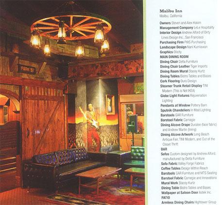 Hospitality Design Aug 2011 p6