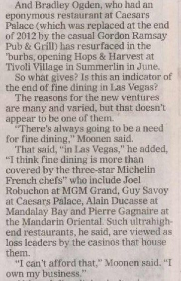 Las Vegas Review Journal July 2013 p2