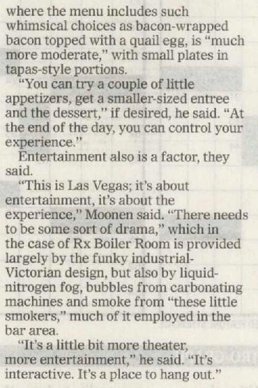 Las Vegas Review Journal July 2013 p8