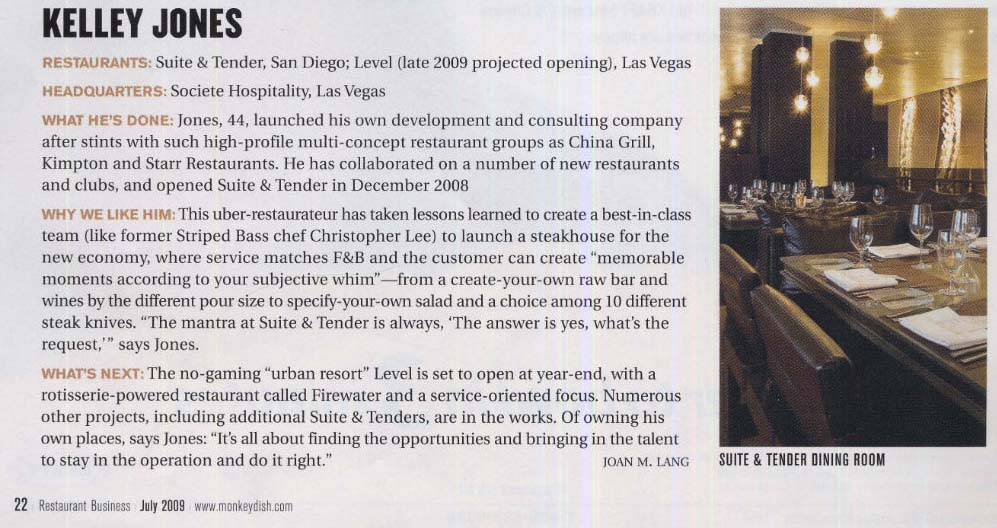 Restaurant Business 2009 p2