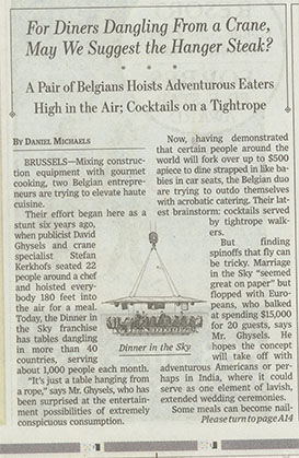 The Wall Street Journal May 2013 p1