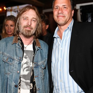 Tom Petty and Kelley Jones