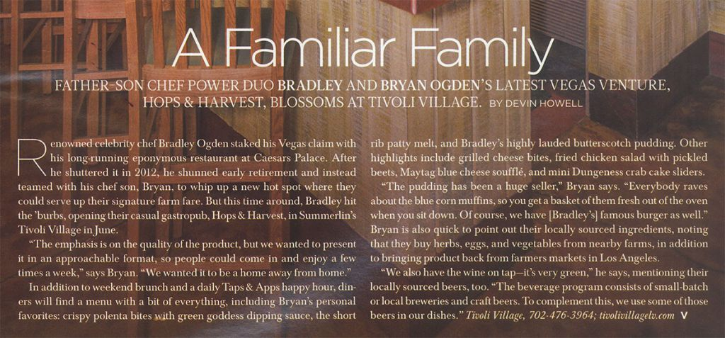 Vegas Magazine Sept 2013 p2